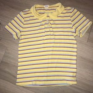 Fitted Top  ( polo style )